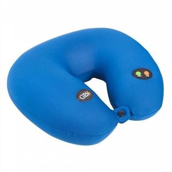 Массажная подушка GESS uNeck blue GESS-302